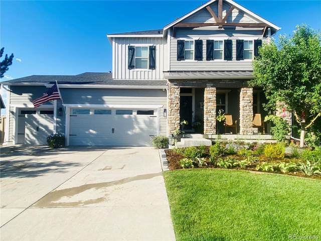 4070 Burnham Place, Castle Rock, CO 80104 (#5502676) :: Arnie Stein Team | RE/MAX Masters Millennium