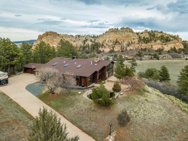 5565 Osage Way, Larkspur, CO 80118 (#5504560) :: Compass Colorado Realty