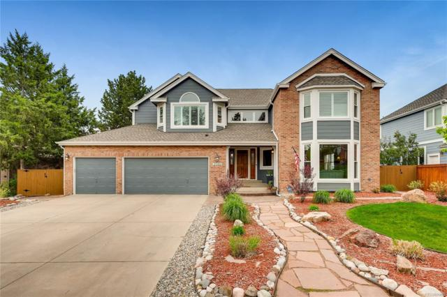 2066 Glenhaven Drive, Highlands Ranch, CO 80126 (#5504579) :: The Peak Properties Group
