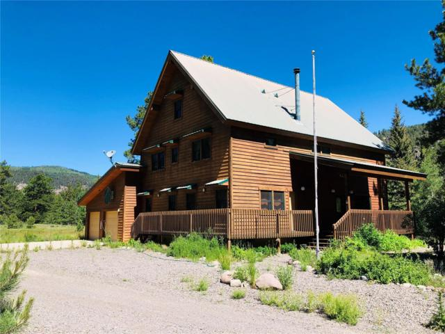 48 E Canyon View Drive, Antonito, CO 81120 (#5509725) :: The DeGrood Team