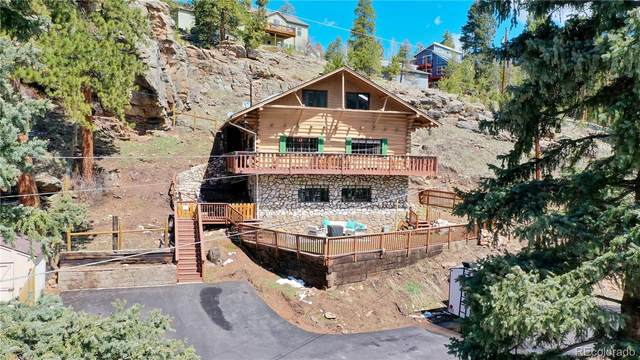 8127 S Brook Forest Road, Evergreen, CO 80439 (#5510433) :: Wisdom Real Estate