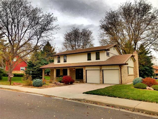 5665 W Mansfield Avenue, Denver, CO 80235 (#5512799) :: Bring Home Denver
