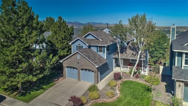 15965 W Ellsworth Place, Golden, CO 80401 (#5513337) :: The Peak Properties Group
