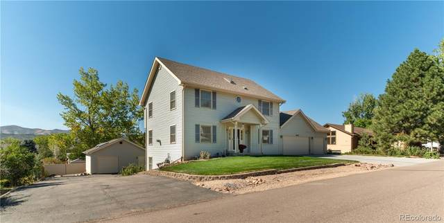8225 S Cody Street, Littleton, CO 80128 (#5513382) :: The DeGrood Team