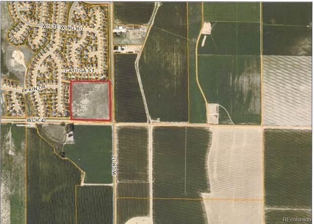 Tbd, Johnstown, CO 80534 (MLS #5514595) :: 8z Real Estate