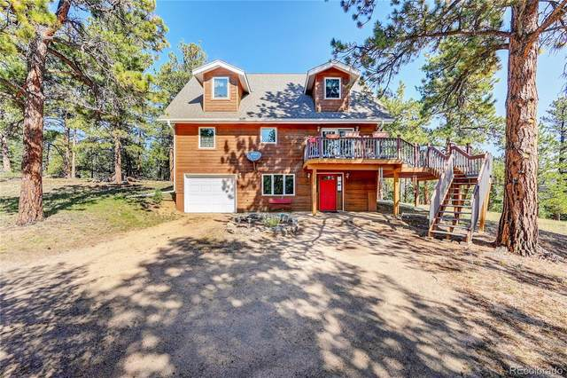 4718 County Road 72, Bailey, CO 80421 (#5517744) :: Own-Sweethome Team