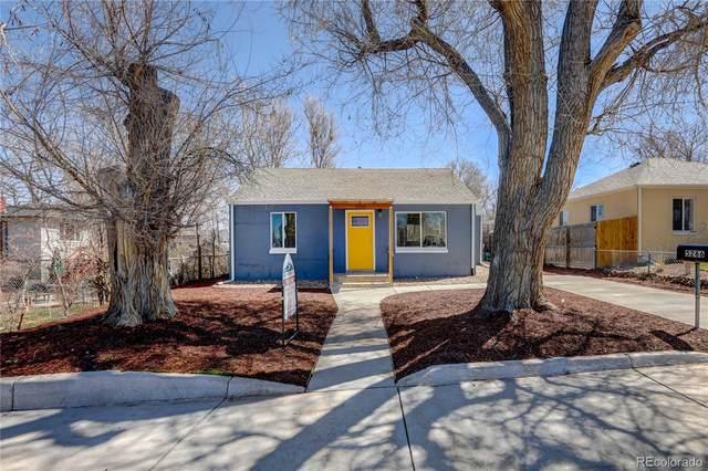 5266 Osceola Street, Denver, CO 80212 (#5518062) :: iHomes Colorado