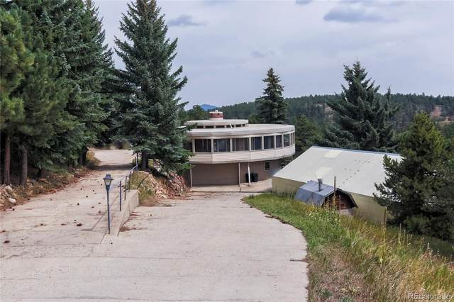 11926 W Ranch Elsie Road, Golden, CO 80403 (#5520205) :: The Gilbert Group