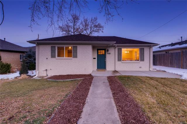 2846 Niagara Street, Denver, CO 80207 (#5521246) :: HomePopper