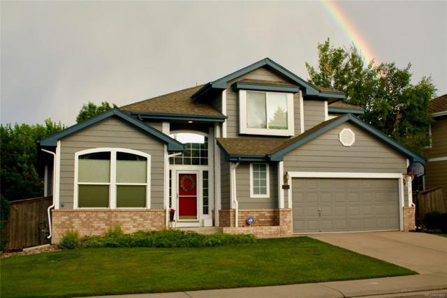 10536 Stonemeadow Drive, Parker, CO 80134 (#5521788) :: The DeGrood Team