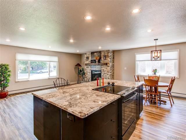 8321 W 70th Avenue, Arvada, CO 80004 (MLS #5523285) :: The Sam Biller Home Team