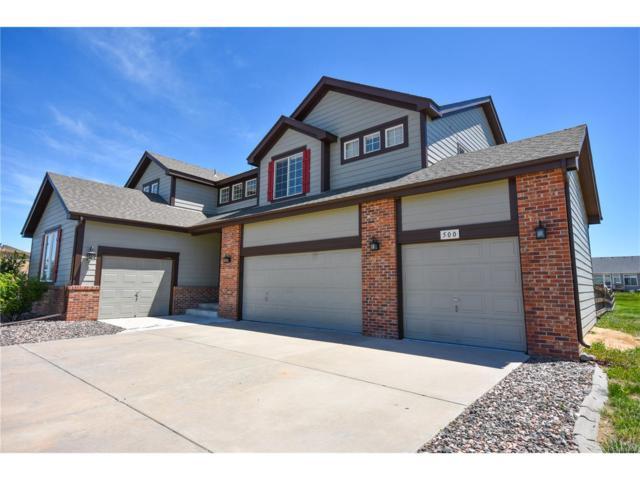 500 Antelope Drive, Bennett, CO 80102 (MLS #5524383) :: 8z Real Estate