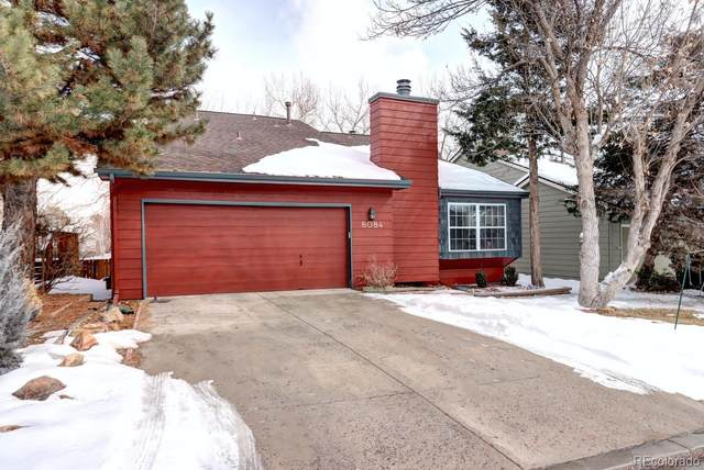 8084 S Newport Court, Centennial, CO 80112 (MLS #5525449) :: 8z Real Estate
