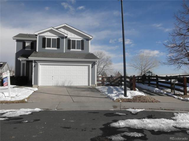 9534 Elk Mountain Circle, Littleton, CO 80125 (#5526216) :: Colorado Home Finder Realty