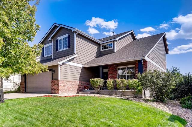 20584 E Caley Drive, Centennial, CO 80016 (MLS #5529297) :: 8z Real Estate