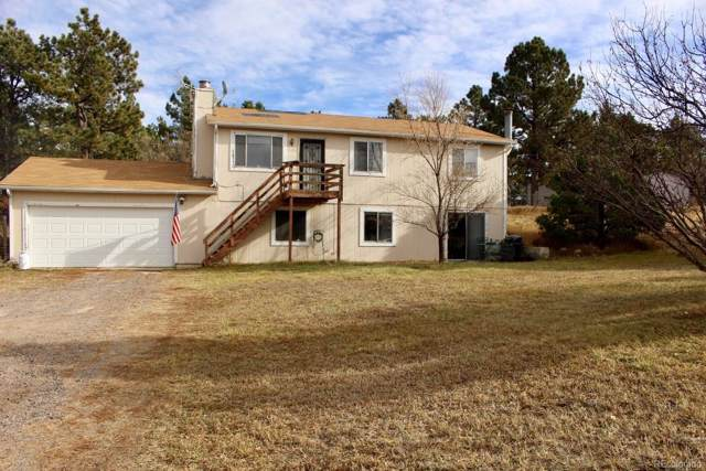 1151 Buttercup Road, Elizabeth, CO 80107 (MLS #5529891) :: 8z Real Estate