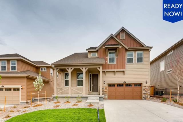 212 Back Nine Drive, Castle Pines, CO 80108 (#5531600) :: The Pete Cook Home Group
