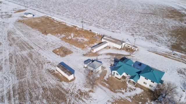 13727 County Road 18.5, Fort Morgan, CO 80701 (#5532182) :: The City and Mountains Group