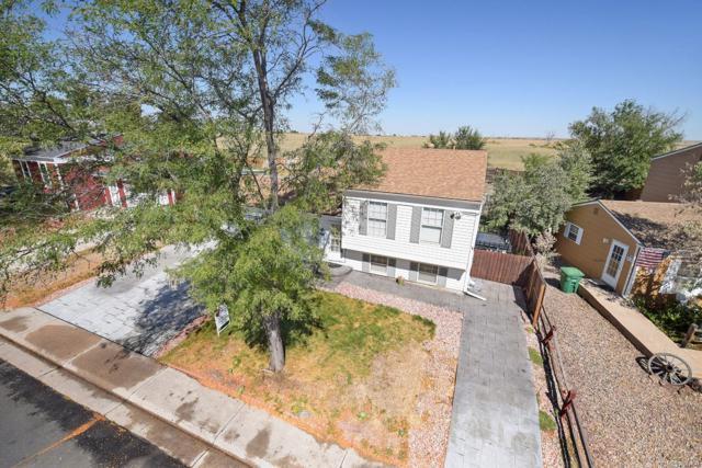 20757 E Coolidge Place, Aurora, CO 80011 (#5534036) :: Wisdom Real Estate