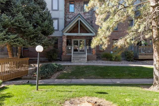 6405 S Dayton Street #307, Englewood, CO 80111 (#5535267) :: Sultan Newman Group