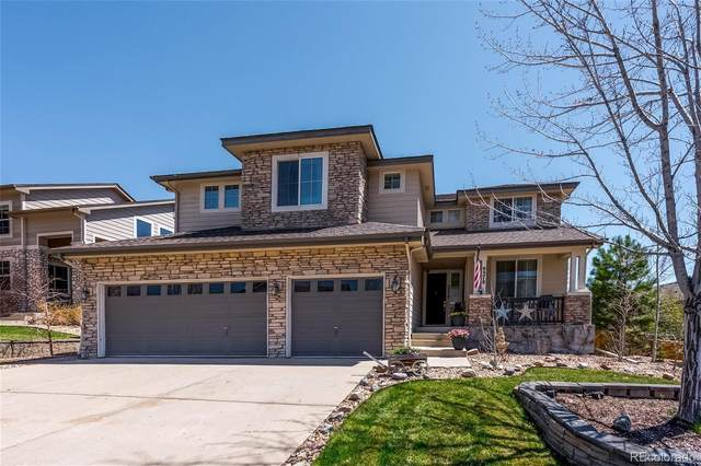 9378 S Jellison Way, Littleton, CO 80127 (#5543262) :: The Dixon Group