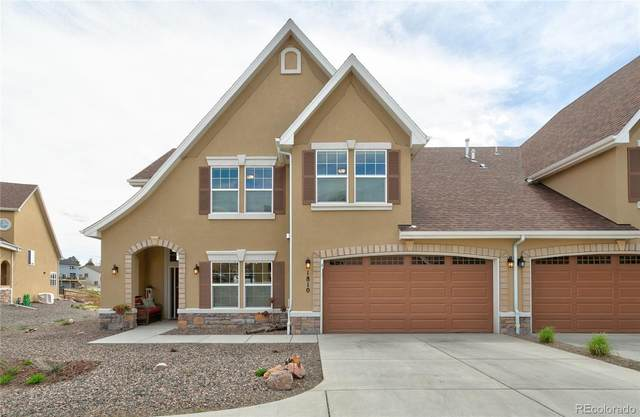 1810 Bel Lago View, Monument, CO 80132 (#5547788) :: The Margolis Team
