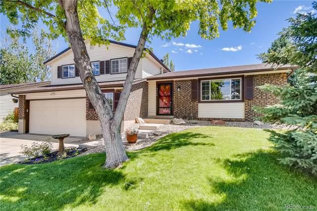 9526 W Walker Place, Littleton, CO 80123 (MLS #5549149) :: 8z Real Estate