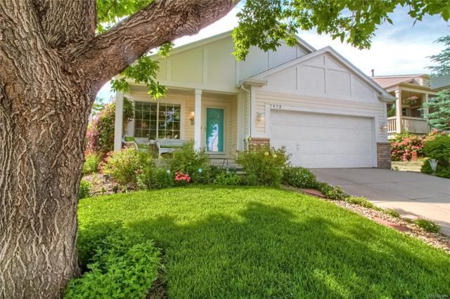 1458 Wildrose Drive, Longmont, CO 80503 (MLS #5550135) :: 8z Real Estate