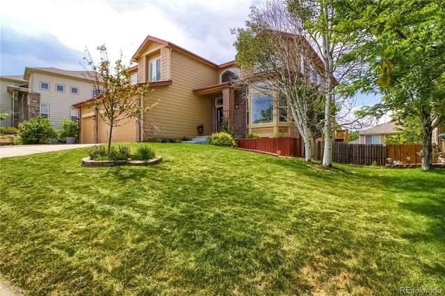 10873 Willow Reed Circle, Parker, CO 80134 (#5551545) :: The Heyl Group at Keller Williams