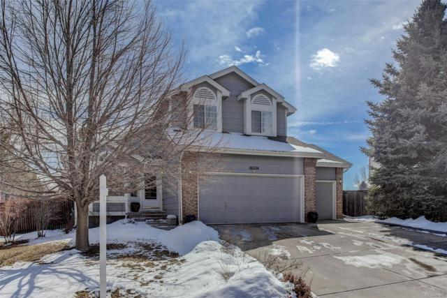 16224 Stonebriar Drive, Parker, CO 80134 (#5553076) :: The Heyl Group at Keller Williams