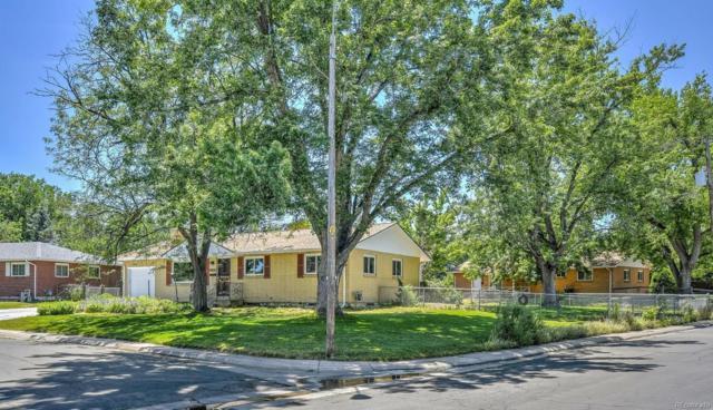 13194 W 23rd Avenue, Golden, CO 80401 (#5553344) :: Bring Home Denver
