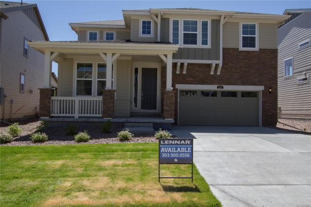 236 Back Nine Drive, Castle Pines, CO 80108 (#5557047) :: The Heyl Group at Keller Williams