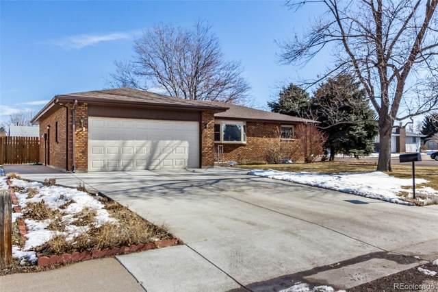 434 38th Avenue, Greeley, CO 80634 (MLS #5557311) :: 8z Real Estate