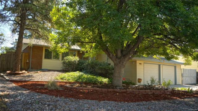 11273 E Harvard Drive, Aurora, CO 80014 (#5560927) :: The HomeSmiths Team - Keller Williams