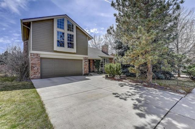 7557 S Willow Circle, Centennial, CO 80112 (#5561762) :: The Peak Properties Group