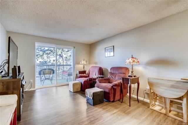 1302 South Parker Road #321, Denver, CO 80231 (#5564224) :: Bring Home Denver with Keller Williams Downtown Realty LLC