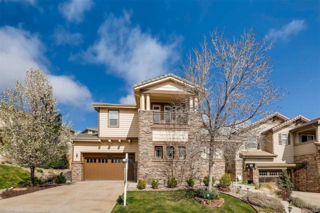 10706 Briarglen Circle, Highlands Ranch, CO 80130 (#5564631) :: The HomeSmiths Team - Keller Williams