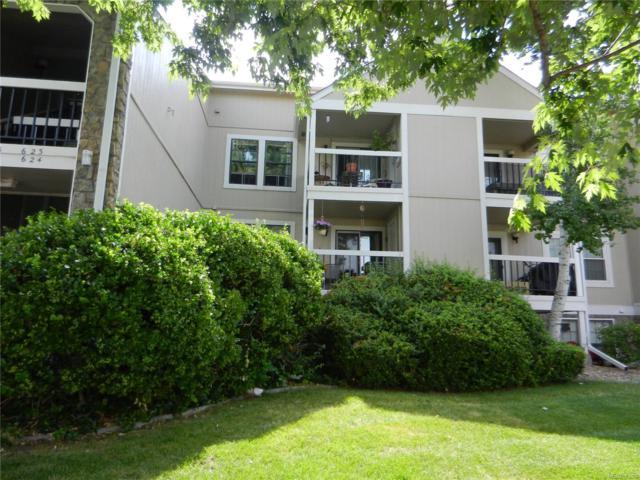5403 W 76th Avenue #613, Arvada, CO 80003 (MLS #5564834) :: 8z Real Estate