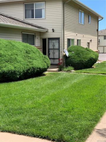 3351 S Field Street #127, Lakewood, CO 80227 (MLS #5566552) :: 8z Real Estate