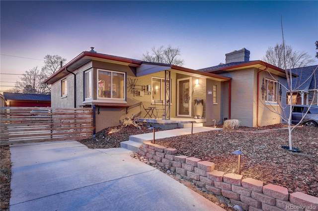 1555 N Leyden Street, Denver, CO 80220 (#5566887) :: The Gilbert Group
