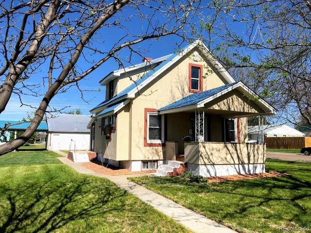 581 Fremont Avenue, Akron, CO 80720 (MLS #5567492) :: 8z Real Estate
