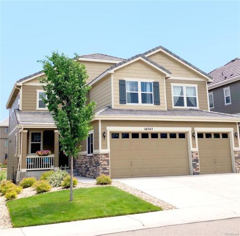 10747 Worthington Circle, Parker, CO 80134 (#5568138) :: The Peak Properties Group