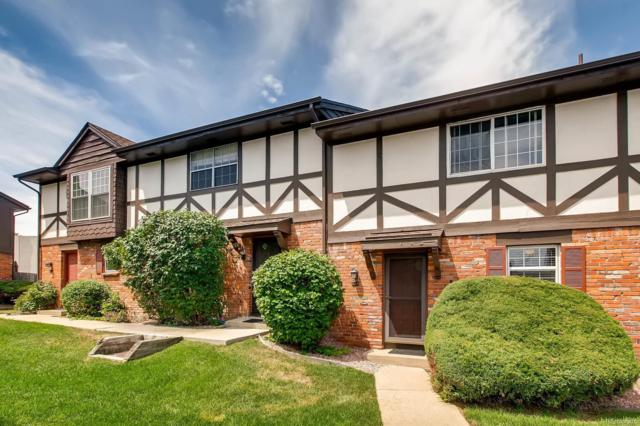 3825 S Monaco Parkway #151, Denver, CO 80237 (#5569850) :: The Pete Cook Home Group