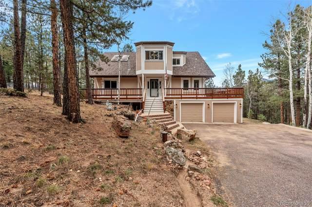 3199 Nova Road, Pine, CO 80470 (#5570050) :: Venterra Real Estate LLC