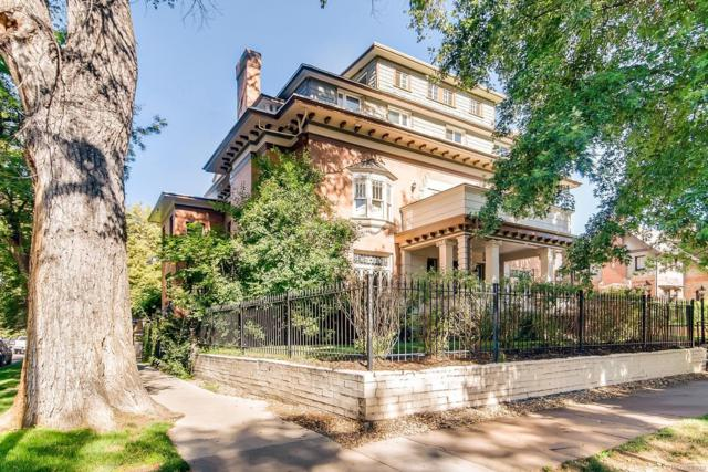 1035 E 10th Avenue #7, Denver, CO 80218 (#5575971) :: HomeSmart Realty Group