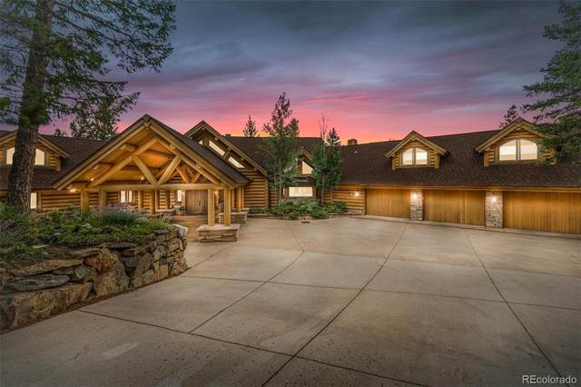 590 W Meadow Road, Evergreen, CO 80439 (#5576161) :: The DeGrood Team