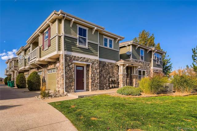12839 Mayfair Way A, Englewood, CO 80112 (#5578568) :: Compass Colorado Realty