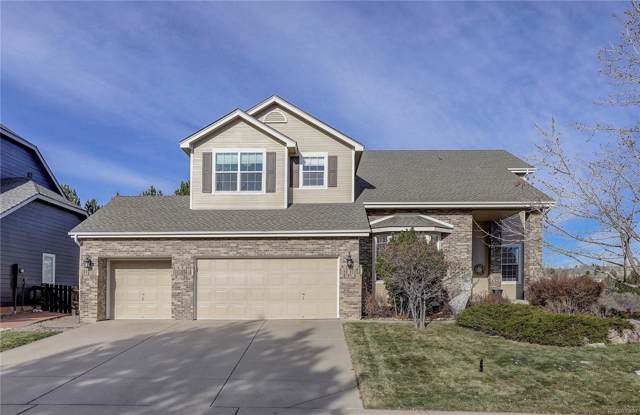 593 Stonemont Drive, Castle Pines, CO 80108 (#5585966) :: HomeSmart Realty Group