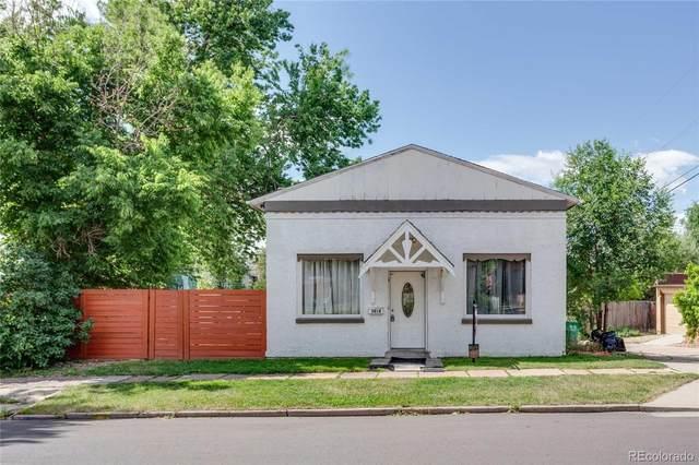 3818 W 30th Avenue, Denver, CO 80211 (#5590153) :: HomeSmart