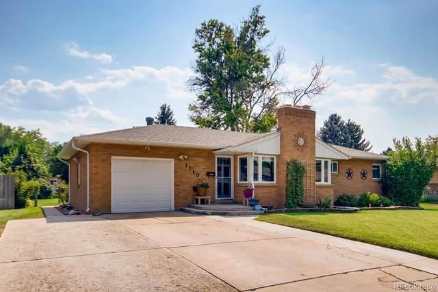 1110 W Chenango Avenue, Englewood, CO 80110 (MLS #5590323) :: 8z Real Estate